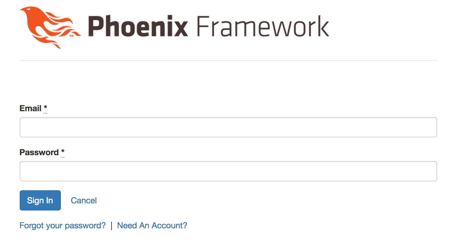 User Authentication With The Phoenix Framework and Coherence